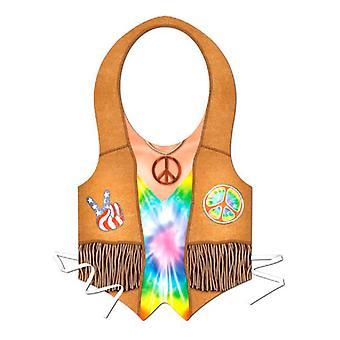 Hippie Vest (één grootte)