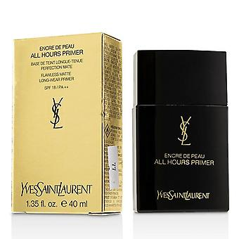 Yves Saint Laurent All Hours Primer Spf 18 - 40ml/1.35oz