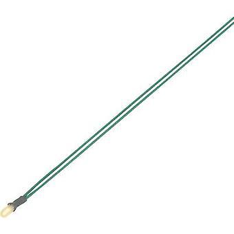 1020803 Mini bulb 8 V 0.64 W Cable Clear 1 pc(s)