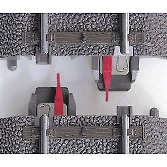 H0 Märklin C (incl. track bed) 74030 Ventre rail insulation