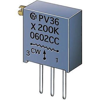 Murata PV36X202C01B00 Cermet Trimming Potentiometer PV 36 P