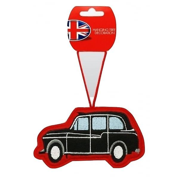 Union Jack Wear London Cab Christmas Tree Decoration