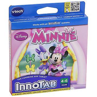 VTech Innotab Innotab Minnie Mouse cartucho