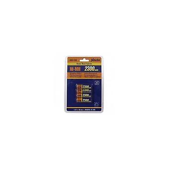 Alecto ANH-AA batterier AA 2300mAh 4stk