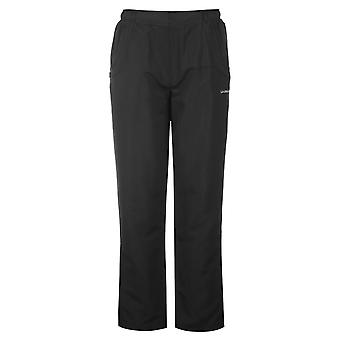 LA Gear Womens Ladies Open Hem Woven Pants Elasticated Waistband Trousers Bottom