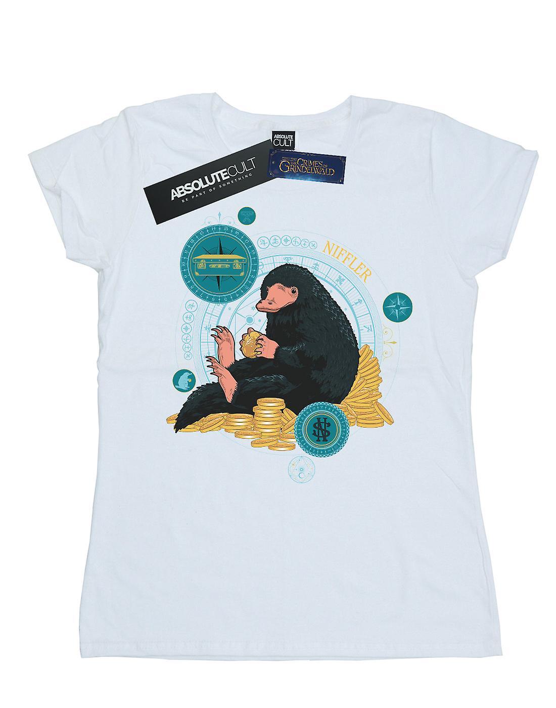 Fantastic Beasts Women's Sitting Niffler T-Shirt