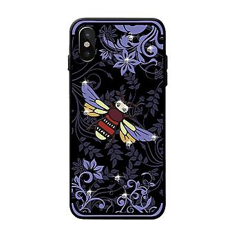 NXE iPhone X TPU shell-paarse Bee