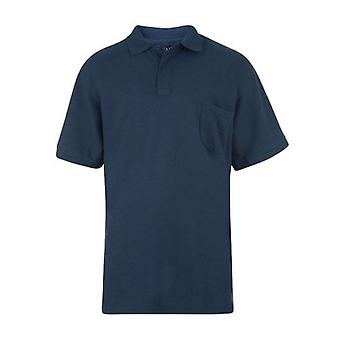 Kam Jeanswear Plain Polo Shirts
