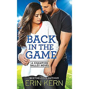 Back in the Game by Erin Kern - 9781455536009 Book
