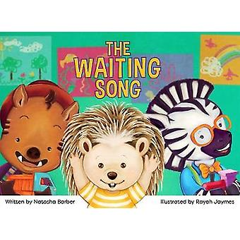 The Waiting Song - A Puppet Book - 9781941765562 Book