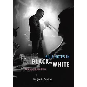 Blue Notes in schwarz-weiß - Fotografie und Jazz von Benjamin Cawth