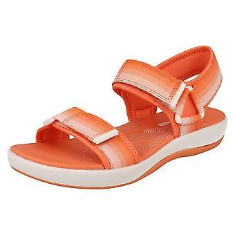 Ladies Clarks Cloudsteppers sommer sandaler Brizo Ravena
