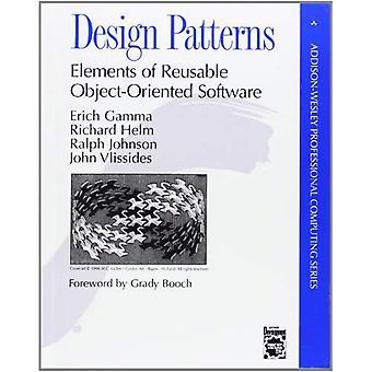 Patrones de diseño: elementos de software reutilizable orientado a objetos