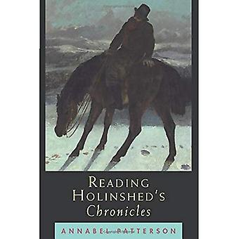 Lettura Chronicles di Holinshed