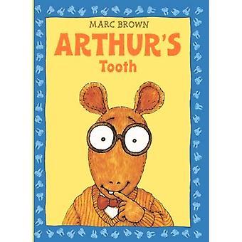 Arthur's Tooth (Przygody Artura)