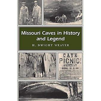 Missouri Caves in History and Legend (Missouri Heritage Readers Series)