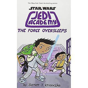 Jedi Academy: The Force Oversleeps - Jedi Academy 5