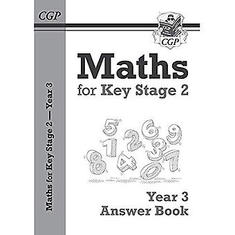 Nuevas KS2 Maths respuestas para libro de texto de año 3
