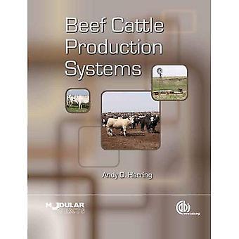Systèmes de Production de bovins de boucherie (textes modulaires)