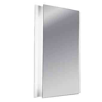 Glanz LED illuminato specchio bagno - Leds-C4 75-5636-K3-M1