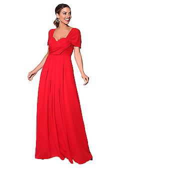 KRISP  Women On Off Shoulder Evening Wedding Long Bridesmaid Gown Maxi Prom Dress 8-19