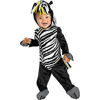 Little Zebra Toddler Costume