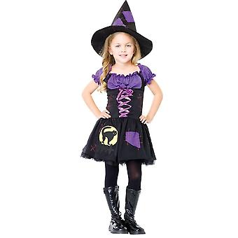Cat Witch Child Costume