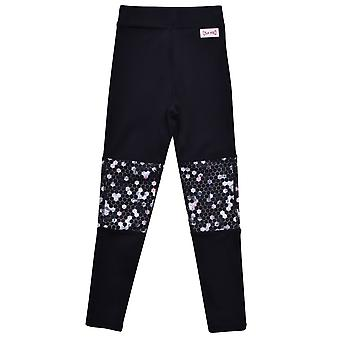 USA Pro Kids Little Mix Panel Tights Junior Girls
