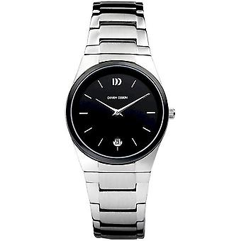 Diseño danés señoras reloj reloj de acero inoxidable IV63Q880 - 3324343