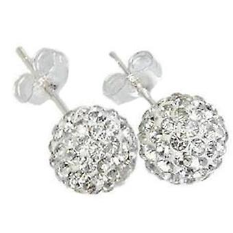 Fine Earrings Glittering Glitter