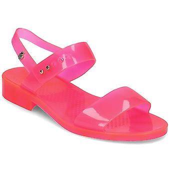 Lemon Jelly Agni AGNI03NEONPINK universal summer women shoes