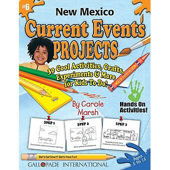New Mexico Current Events Projects - 30 Cool Activities - Crafts - Ex