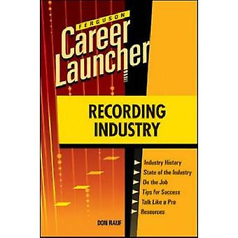 Recording Industry by Don Rauf - 9780816079773 Book