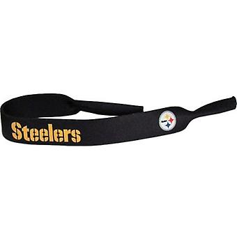 Pittsburgh Steelers NFL Neoprene Strap For Sunglasses/Eye Glasses