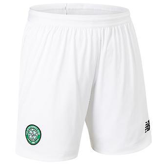 2019-2020 Celtic Home Shorts (alb)