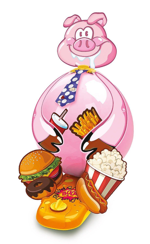 Splash Toy - Pig Hot - Party Game