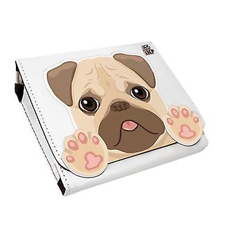 Pug protective carry case (nintendo 2ds)