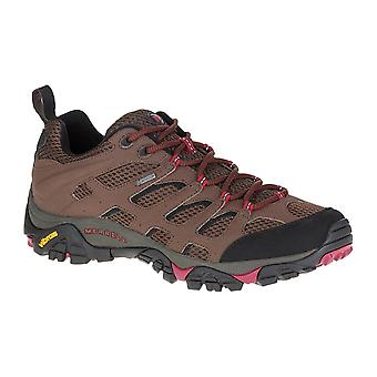 Merrell Potting Soil Mens Moab GTX Walking Shoes