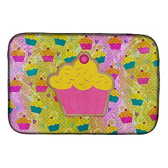Carolines Treasures  SB3003DDM Cupcake Dish Drying Mat