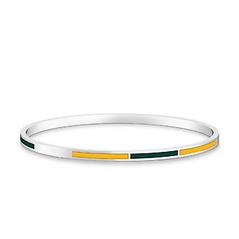 Oakland friidrott armband i Sterling Silver design av BIXLER