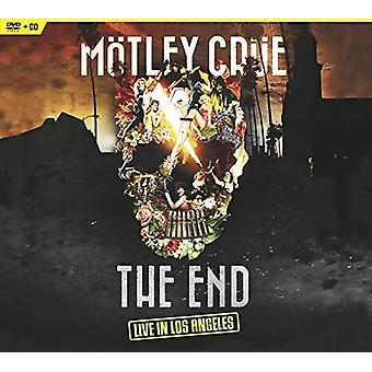Motley Crue - The End: Live in Los Angeles [DVD] USA import