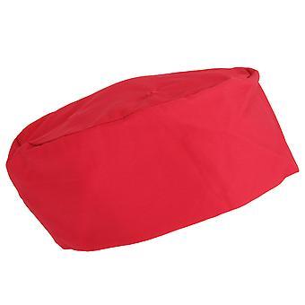 Dennys Unisex elastisch Chef Skull Cap/hoed (Pack van 2)