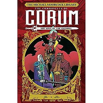 Michael Moorcock Library: krønikerne af Corum bind 3-kongen af sværd