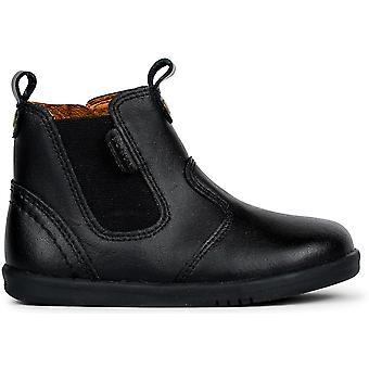 Bobux I-walk Boys Jodhpur Szkoła buty czarny