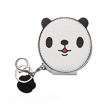 MOMO Coin Purse in White