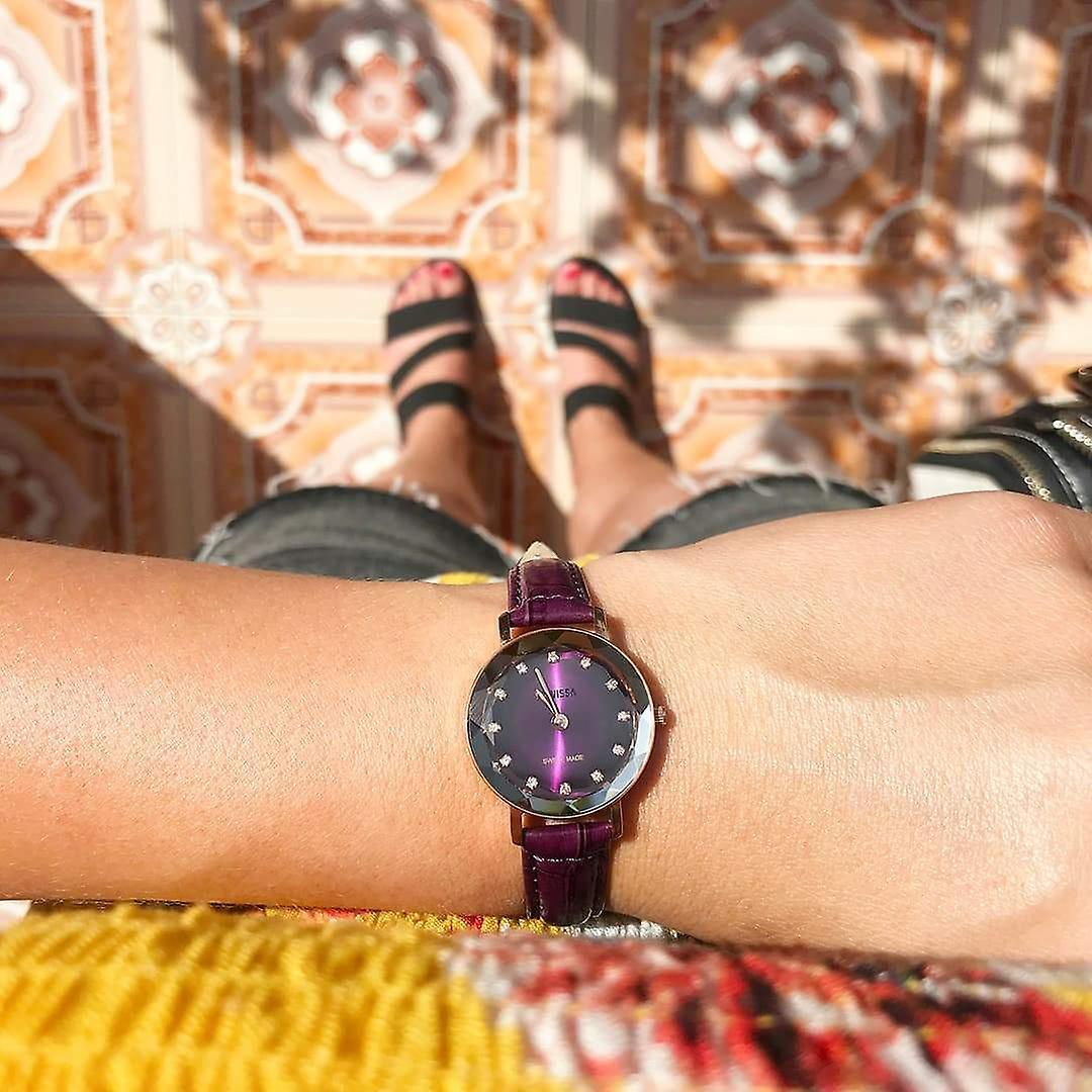Aura montre suisse dames j5.649.s