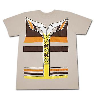 Big Bang Theory Raj T-Shirt - Tan