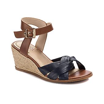 Lucca Lane Womens Hermione Open Toe Casual Ankle Strap Sandals