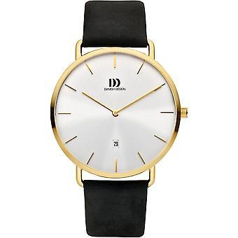 Design dinamarquês Mens Watch IQ15Q1244 Læsø