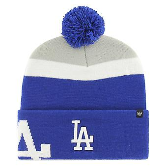47 Brand Beanie Winter Hat - MOKEMA Los Angeles Dodgers